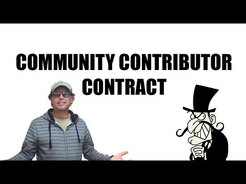 WOT - Community Contributor Contract Negotiations | World of Tanks