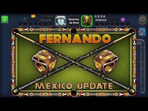Thumbnail: 8 Ball Pool/ Mexico City Temple /Ring/ Berlin Platz / New intro/ 1080p🙌bruno marques😎