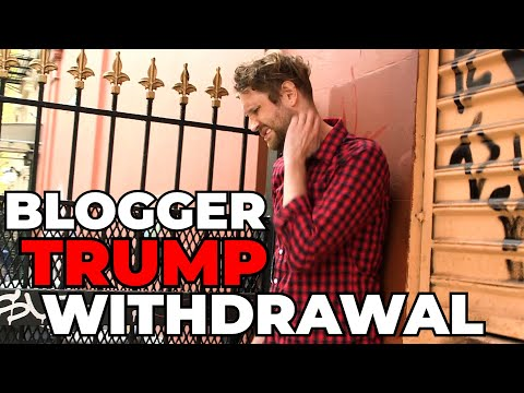 Blogger Trump Withdrawal