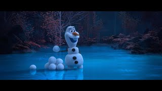 """""""Fun With Snow"""" l At Home With Olaf"""