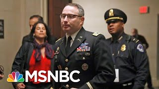 Suggesting Purple Heart Recipient Has Dual Loyalties Is An 'Interesting Line Of Questioning' | MSNBC