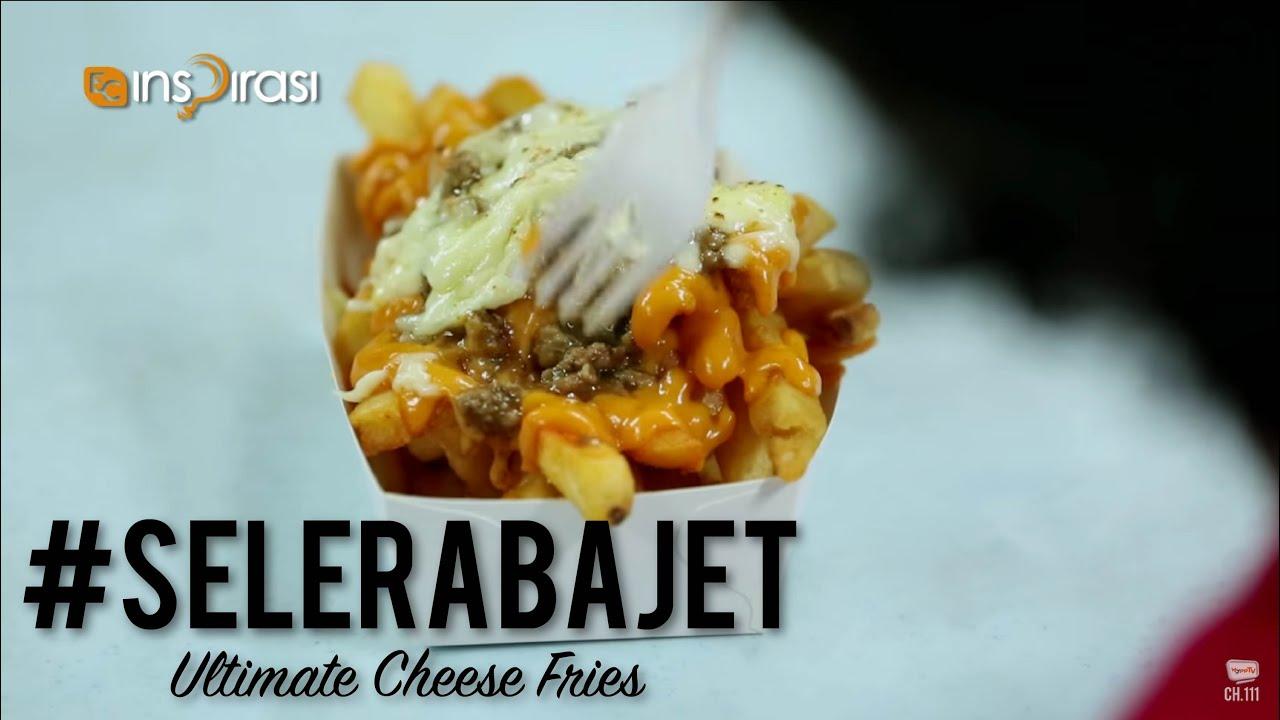 Selerabajet Dinner Ultimate Cheese Fries