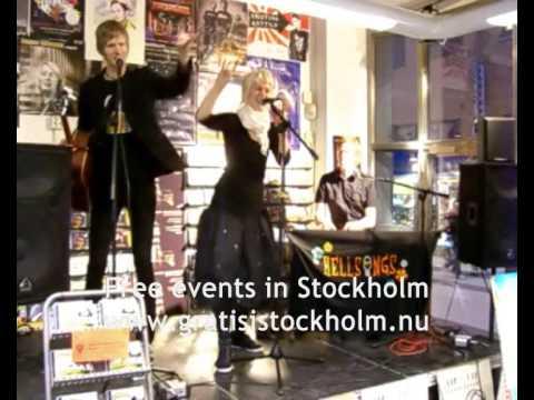 Hellsongs - Running Free, Live at Bengans, Stockholm 4(4)