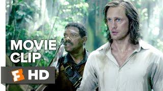 The Legend of Tarzan Movie CLIP - Tarzan Fights Akut (2016) - Alexander Skarsgård Movie HD