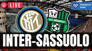 🔴 INTER SASSUOLO in Diretta! Cronaca e live reaction Serie A [NO Streaming]