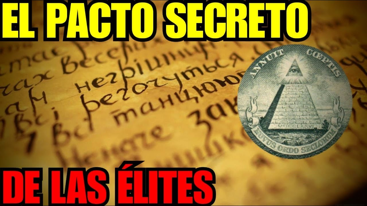 EL PACTO SECRETO QUE NO DEBERÍAS CONOCER