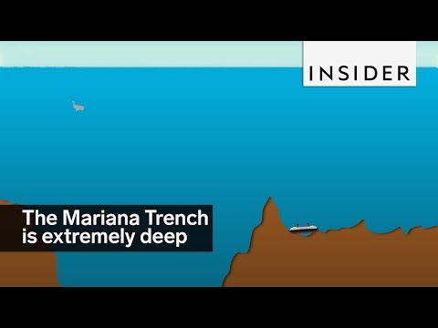 The Mariana Trench is deeper than you can even imagine