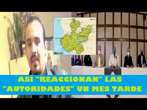 "FGJ Jalisco Menciona Sobre Tres ""detenidos"" Por Caso Giovanni López"