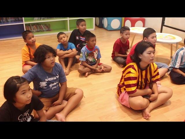 Reading Game ตอน ใส่ใจสุขภาพ Video by Waraporn Chaijaree  Present
