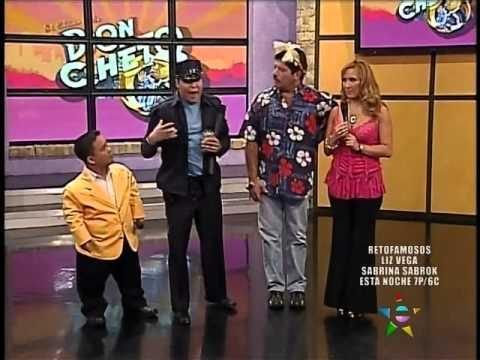 El Show De Don Cheto Tv Los Tremendos De Mexico Youtube