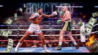 ЭНТОНИ ДЖОШУА -ТАЙСОН ФЬЮРИ - Самый Большой Бой в Боксе |АНАЛИЗ|