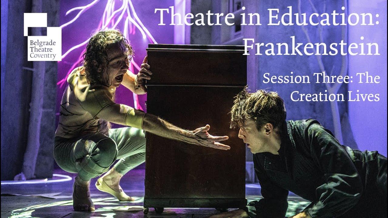 TiE Online - Frankenstein: The Creation Lives