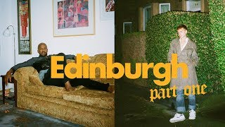 HOW I SPENT MY 28TH BDAY IN SCOTLAND | part one