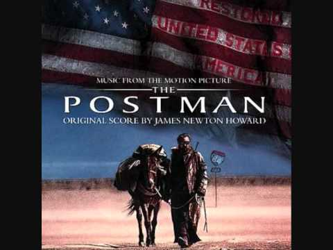 The Postman Soundtrack - Shelter in the Storm