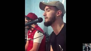 زهير البهاوي وهند زيادي في ديو غنائي لأغنيةالشاب عقيل