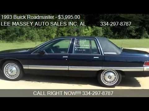 1993 Buick Roadmaster For Sale In Phenix City Al 36867 Youtube