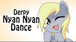Derpy Nyan Nyan Dance - 12 hour - HD