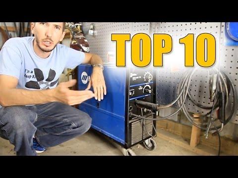 Auto Mechanics Top 10 Favorite Tools