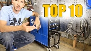 Auto Mechanics Top 10 Favorite Tools