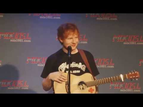 Thumbnail: Ed Sheeran was asked if he kissed taylor before