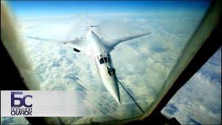 Дозаправка самолетов в воздухе | Большой скачок
