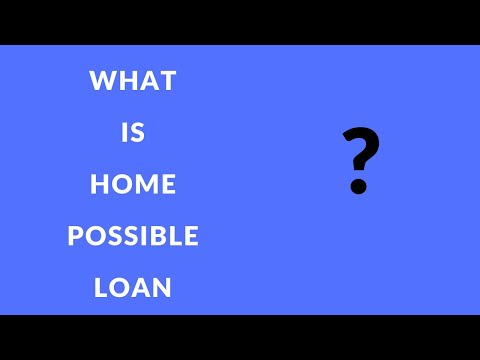Who Does the Freddie Mac Home Possible Loan Program in Houston TX