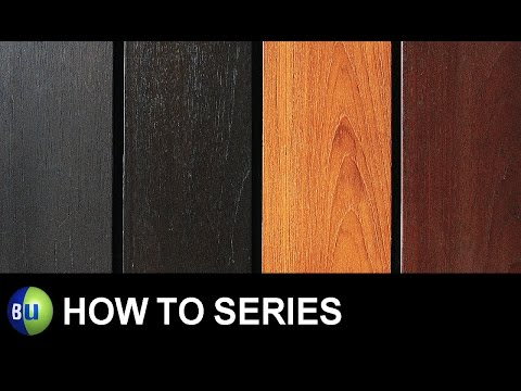 BU's How To Series: Framing An Album With Hardwood
