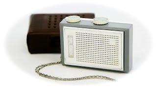 Обзор Радиоприемник Орленок СССР 1967 год