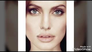صور انجلينا جولي ملكة الجمال على اغنية ماشالله