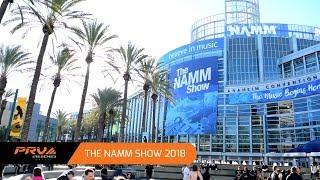 PRV Audio Brazil at The NAMM Show 2018 - Anaheim, CA