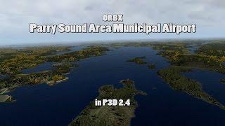 ORBX Parry Sound for FTX Global (P3D)