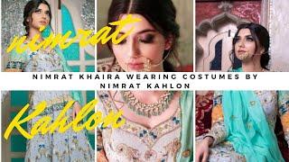 Nimrat Khaira | Nimrat Kahlon | Deogarh Mahal | Heritage Outfits | Designer