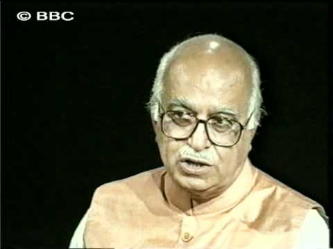 Hardtalk India L K Advani 1 9 1999