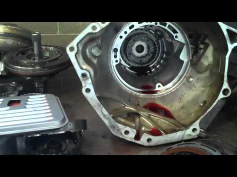 Jeremy Dunlops Dodge Intrepid Transmission