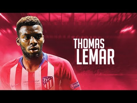 Thomas Lemar - Goal Show 2018/19 - Best Goals for Atletico Madrid