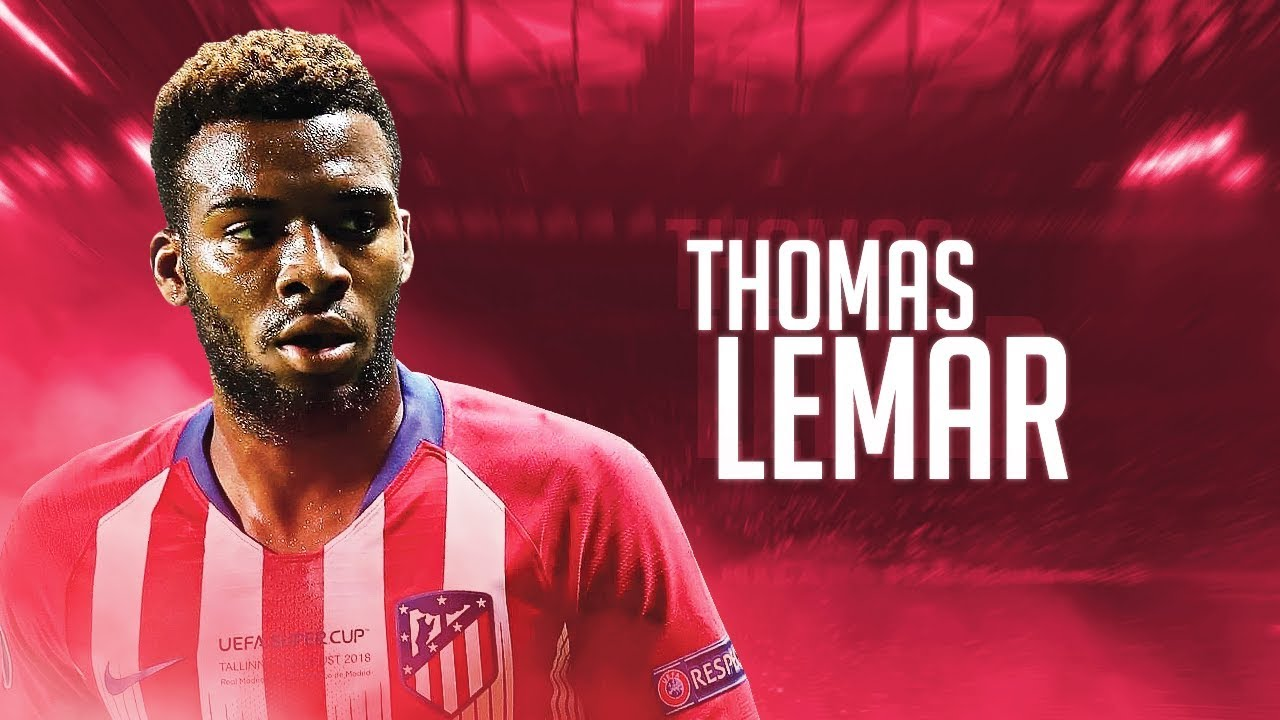 Thomas Lemar Goal Show 2018 19 Best Goals For Atletico Madrid Youtube