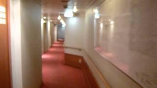 【HD】 新日本海フェリー ゆうかり 特等和室