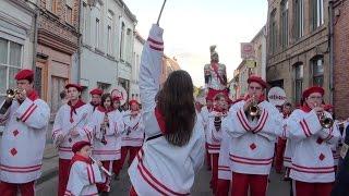 Carnaval Cassel 2010 Lundi de Pâques Les Geants