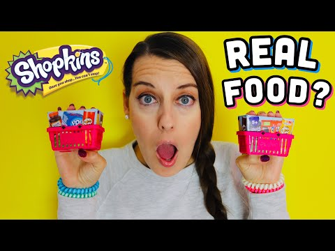 Unboxing a FULL CASE of Shopkins REAL LITTLES & ORGANIZING them with the COLLECTORS STORAGE CASE!