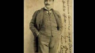 Young, more lyrical Caruso (1904)