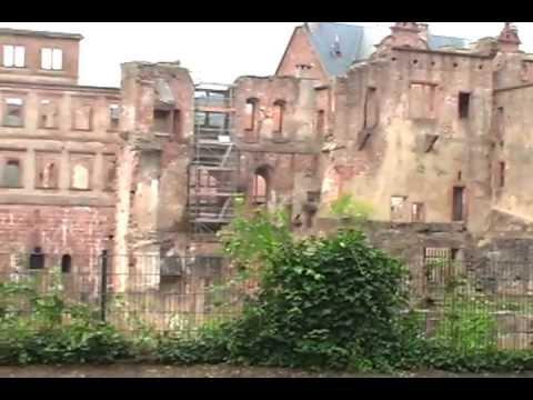 Heidelberg. Schloss. Germany.