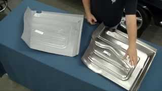 Autorestomod Reviews 1966-1971 Full Size Ford Economy And Deluxe Floor Pan