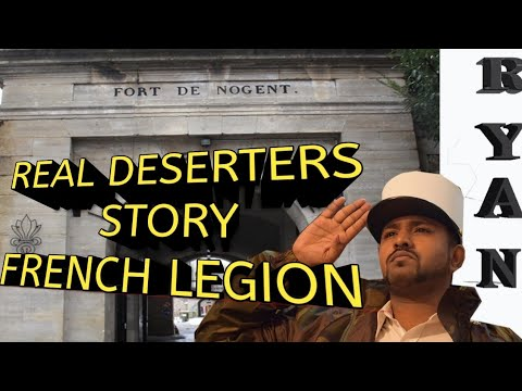Deserters in French Foreign Legion International Advertiser