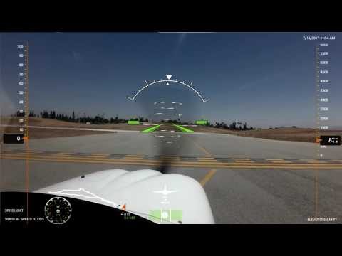 Long Solo Cross Country Flight from Riverside Airport(KRAL) to Camarillo(KCMA) Via Whiteman (KWHP)