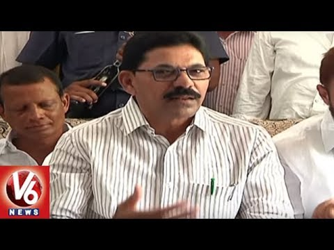 Former MP Ramesh Rathod To Join In TRS Party    Adilabad    V6 News