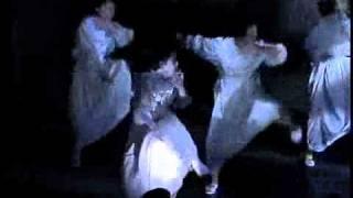 横浜未来演劇人シアター 野外ダンス公演 ハマのメリー伝説「市電うどん...