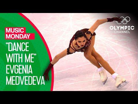 "Evgenia Medvedeva's Skate To ""Anna Karenina"" Soundtrack At PyeongChang 2018 |Music Monday"