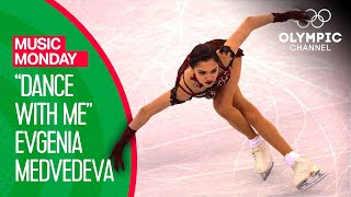 "Evgenia Medvedeva's skate to ""Anna Karenina"" soundtrack at PyeongChang 2018 