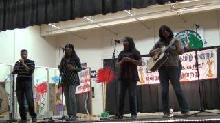 Tamil Songs Medley acoustic live in sacramento