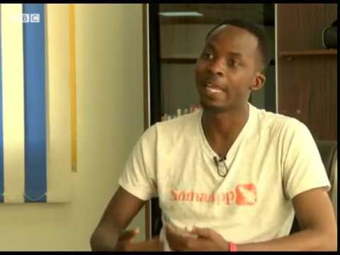 SOMA FIT: Isaya Yunge kutoka Tanzania avumbua saa inayokusanya data ya a...